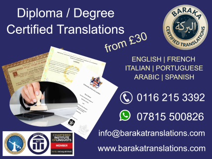 DIPLOMA DEGREE multi Poster