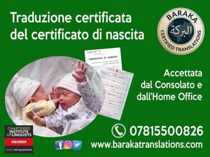 neonato italiano