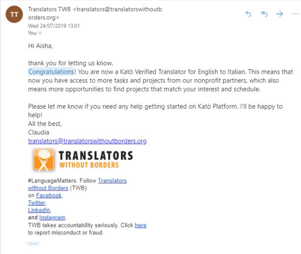 TWB mail