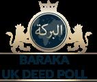 PNG Baraka-Deed-Poll-Logo