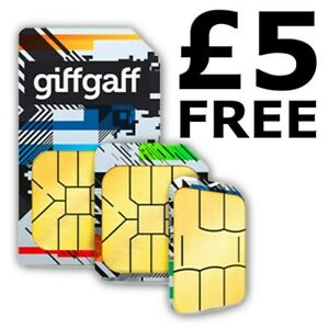 giffgaff £5 picture