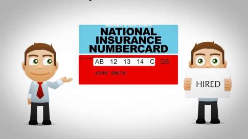 NATIONAL NUMBER cartoon