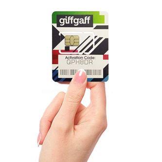 giffgaff hand
